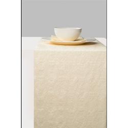 Asztalifutó papír 33x600cm - Elegance Pearl Cream