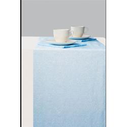 Asztalifutó papír 33x600cm - Elegance Pearl Blue
