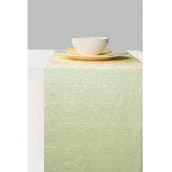 Asztalifutó papír 33x600cm - Elegance Pearl Green
