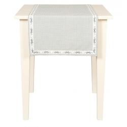 Asztalifutó, pamut 50x140cm - Bouquet de Lavande