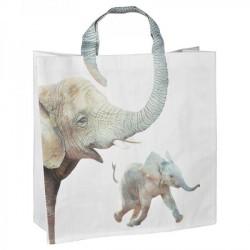 Bevásárló táska / Elefántos