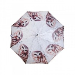 Sétapálca esernyő - baglyos (95*120)