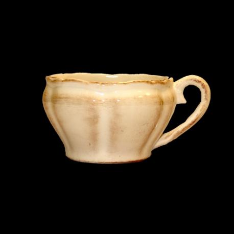 Kerámia kávéscsésze - Vanilia Kerámia/Romantik Natúr