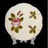 Kerámia teáscsésze alj - Vanilia Kerámia/Romantik rózsás