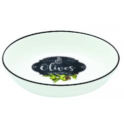 Porcelán tálka 10,5cm, Kitchen Basics