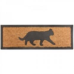 Lábtörlő hosszúkás - macska