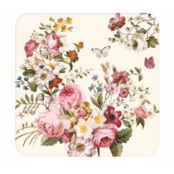 Parafa poháralátét 6db-os, Blooming Opulence