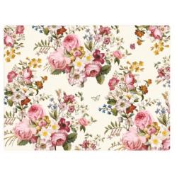 Parafa tányéralátét 4db-os, Blooming Opulence