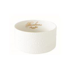 Porcelán tálka 13 cm,dobozban,Maison Chic