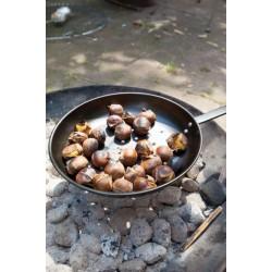 Gesztenye sütő serpenyő