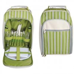 Piknik hátizsák extra kiegészítőkkel / 2 személyes
