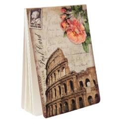 Jegyzetfüzet 13x9cm, Colosseum