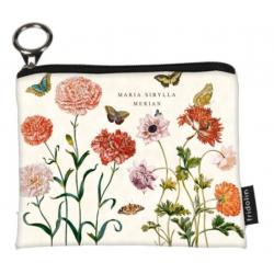 Mini pénztárca 12x1,5x10cm,Maria Sibylla Merian