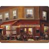Parafa tányéralátét 2db-os 400x290mm, Café Restaurant