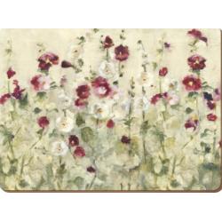Parafa tányéralátét 4db-os 40x29cm, Wild Field Poppies