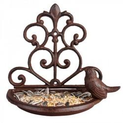 Öntöttvas Fali madáretető