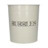 Fém pezsgőhűtő vödör 19x21cm Bubbles, Stir It Up