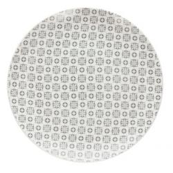 Porcelán lapostányér 26cm, Prima Enigma