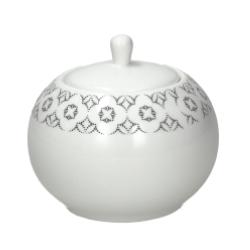 Porcelán cukortartó 250ml, Prima Enigma