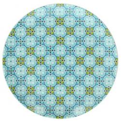 Porcelán lapostányér 28cm, Sfera Lolita