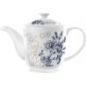 Porcelán teáskanna 1000ml , V&A: Palmer's Silk