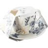 Porcelán teáscsésze aljjal 250ml, V&A:Palmer's Silk