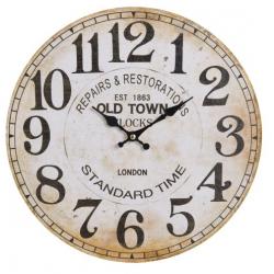 Fa fali óra, Old Town London, 34cm átmérő