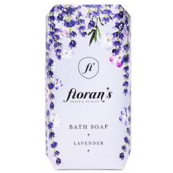 Zador Floran's illatos szappan, Levendula 200g