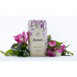 Zador Floran's illatos szappan, Magnolia-Liliom 200g