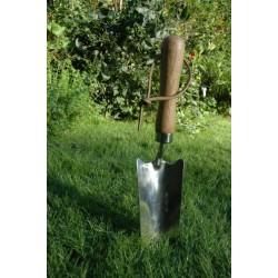 Kerti ültető lapát fa nyéllel