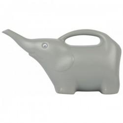 Elefántos locsolókanna, szürke