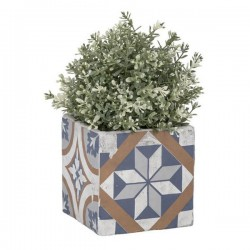 Mediterrán virágcserép - nagy
