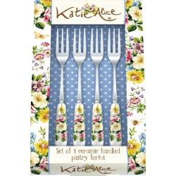4 db-os süteményes villa szett - English Garden Katie Alice