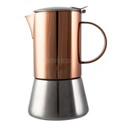 Kávéfőző rozsdamentes acél, 200ml, Copper, La Cafatiére