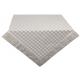 Asztalterítő, pamut 100x100cm - bézs, kakasos