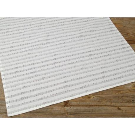 Asztalterítő 70x70cm,100% pamut, Music