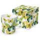Porcelán bögre 0,35l, díszdobozban, Zöld Pillangós