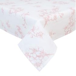 Asztalterítő, pamut 130x180cm -  Lovely Blossom