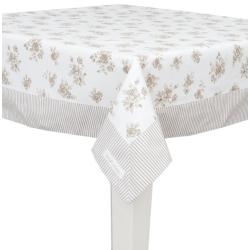Asztalterítő, pamut 130x180cm - Rose Yard
