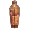 Rozsdamentes acél coctail shaker 700ml, beépített szűrővel