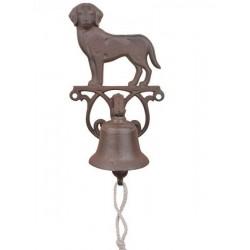 Öntöttvas fali kolomp-kutya