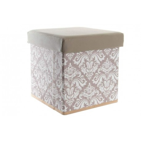 Fedeles doboz, összecsukható, bambusz