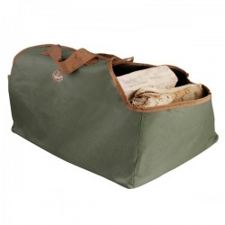 Tüzifahordó táska