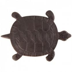 Kerti Lépőkő, öntöttvas, teknős