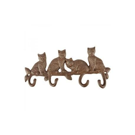 Falifogas - Öntöttvas 4 macskás