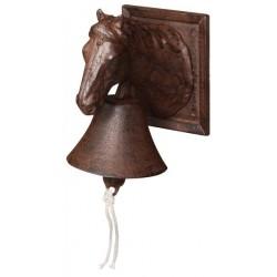 Öntöttvas falikolomp lovas
