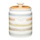 Kerámia teafű tároló 10x17cm - Classic