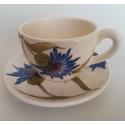 Kék Búzavirágos